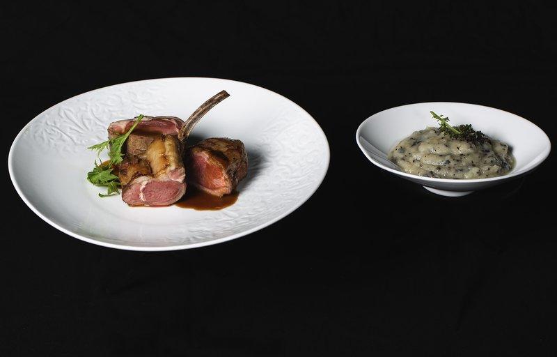 Intercontinental Estoril-Lamb Chops from Alentejo Region<br/>Image from Leonardo
