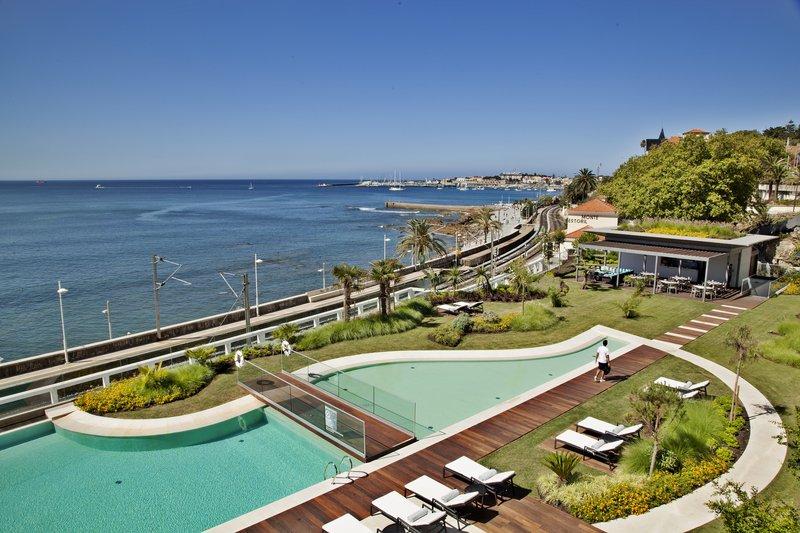 Intercontinental Estoril-View from Hotel<br/>Image from Leonardo