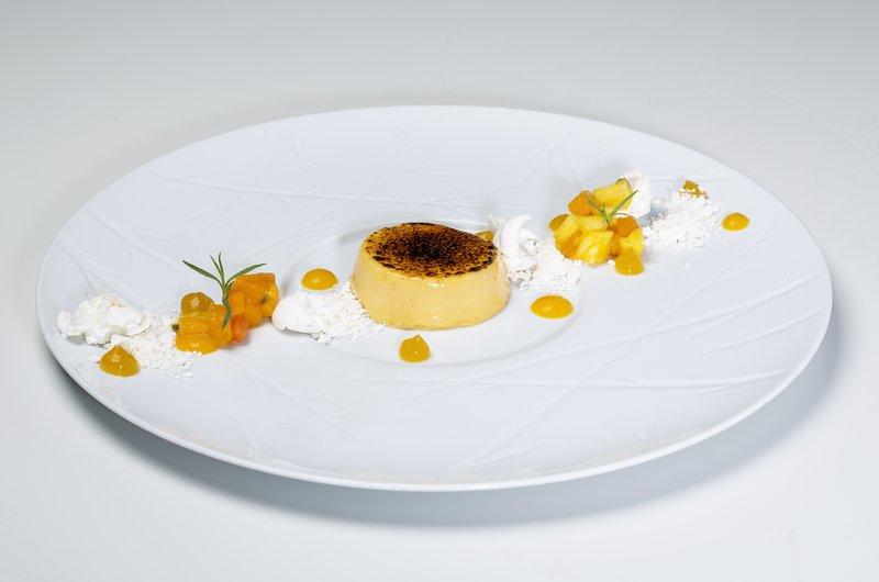 Intercontinental Estoril-Passion Fruit Crème Brûlée<br/>Image from Leonardo