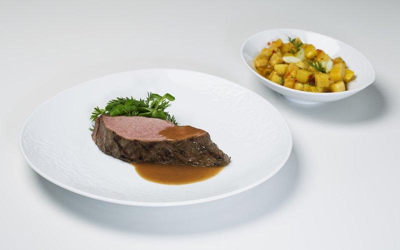 Intercontinental Estoril-Special Loin From Iberic Pork<br/>Image from Leonardo