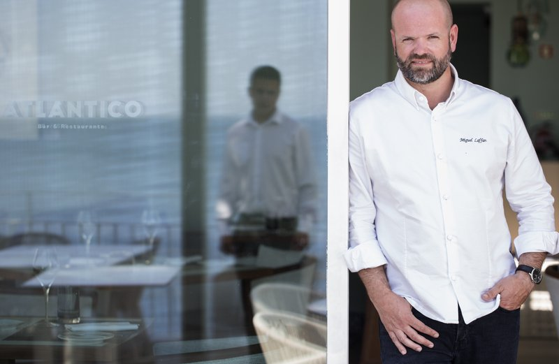 Intercontinental Estoril-Miguel Laffan - Michellin Star Chef<br/>Image from Leonardo