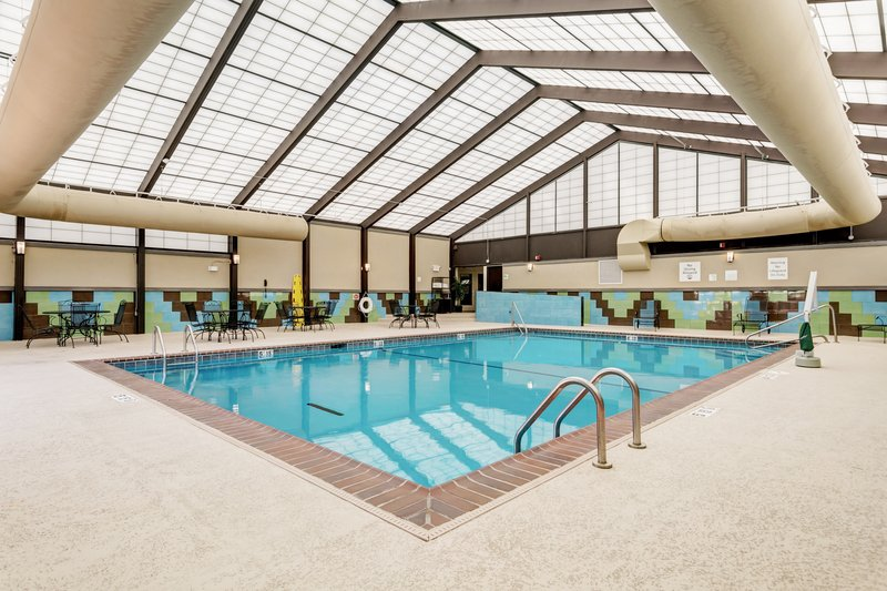 Holiday Inn Airport West Earth City-Swimming Pool<br/>Image from Leonardo