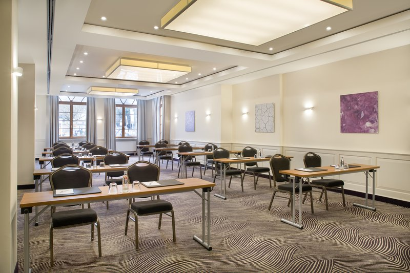 Crowne Plaza Heidelberg City Centre-Crowne Plaza's flexible meeting rooms in Heidelberg City Centre. <br/>Image from Leonardo
