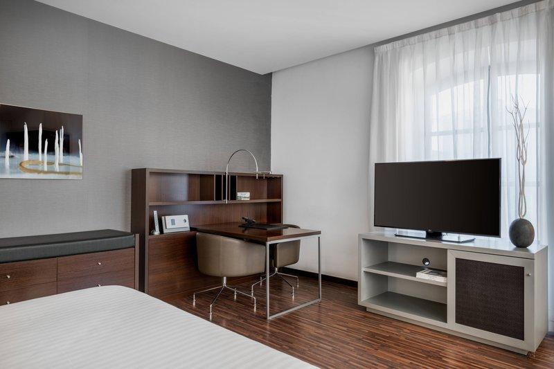 AC Hotel Torino-King Suite - Work Area<br/>Image from Leonardo
