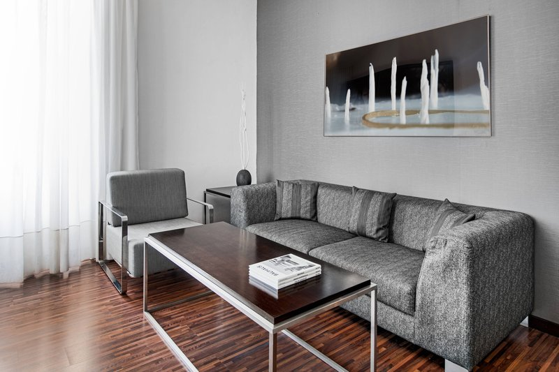 AC Hotel Torino-Junior Suite - Living Area<br/>Image from Leonardo