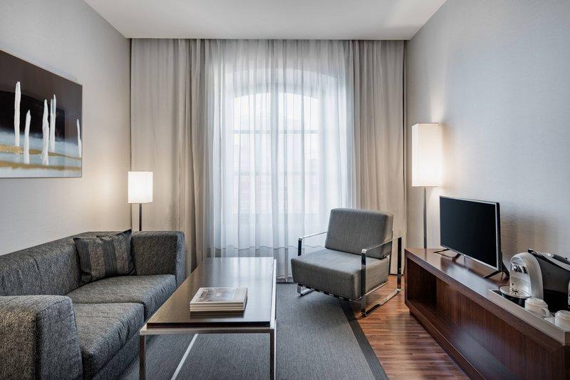 AC Hotel Torino-Twin Junior Suite<br/>Image from Leonardo