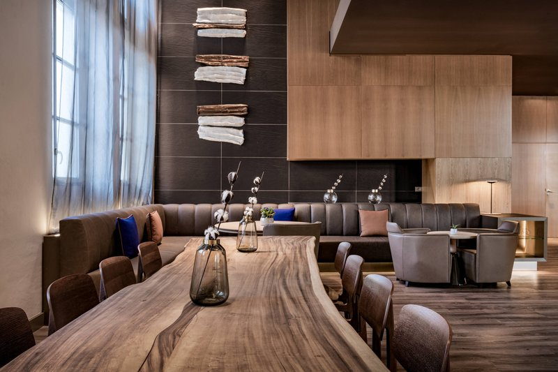 AC Hotel Torino-AC Lounge<br/>Image from Leonardo