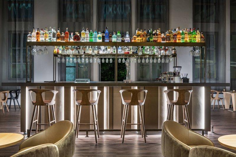 AC Hotel Torino-AC Hotel Torino Lounge<br/>Image from Leonardo
