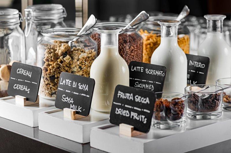 AC Hotel Torino-Breakfast Buffet<br/>Image from Leonardo