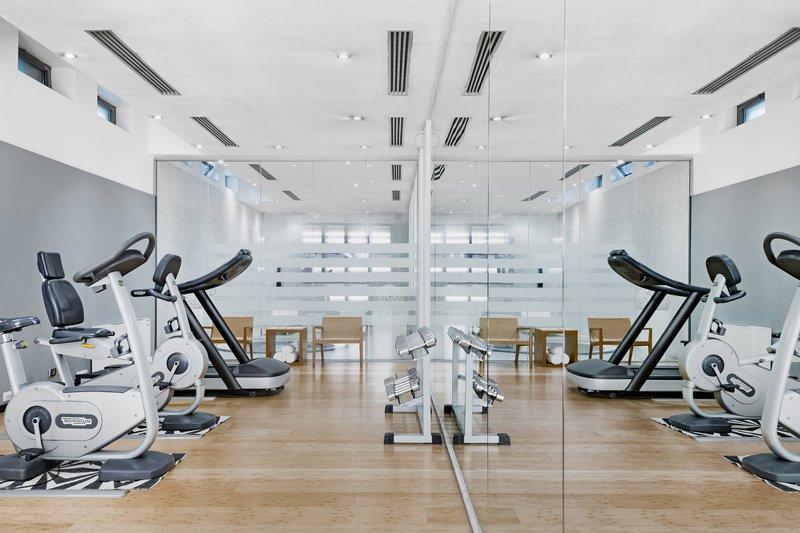AC Hotel Torino-Fitness Center<br/>Image from Leonardo