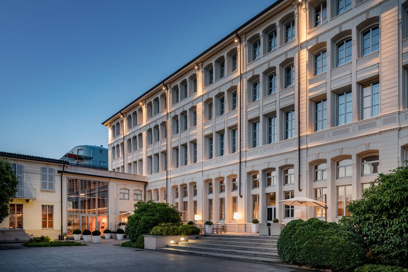 AC Hotel Torino-Exterior<br/>Image from Leonardo