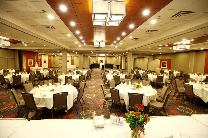 Holiday Inn Hotel & Suites Duluth-Downtown-Our main ballroom can hold up to 600 people!<br/>Image from Leonardo
