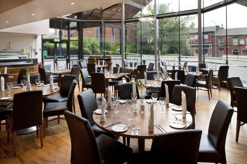 Holiday Inn Bolton Centre-Hardies Restaurant at Holiday Inn Bolton<br/>Image from Leonardo