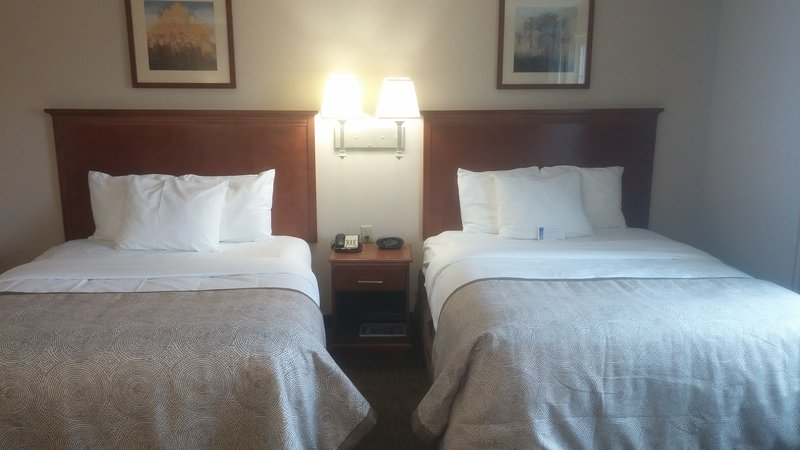 Candlewood Suites Chambersburg-Two Queen Size Bedroom/No Smoking<br/>Image from Leonardo