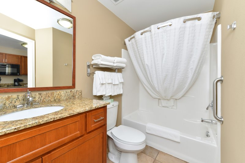 Candlewood Suites Chambersburg-Guest Bathroom<br/>Image from Leonardo