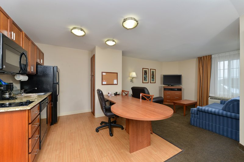 Candlewood Suites Chambersburg-Suite<br/>Image from Leonardo