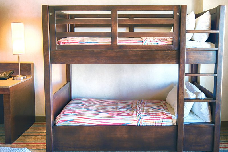 Courtyard Anaheim Theme Park Entrance-Bunk Bed<br/>Image from Leonardo