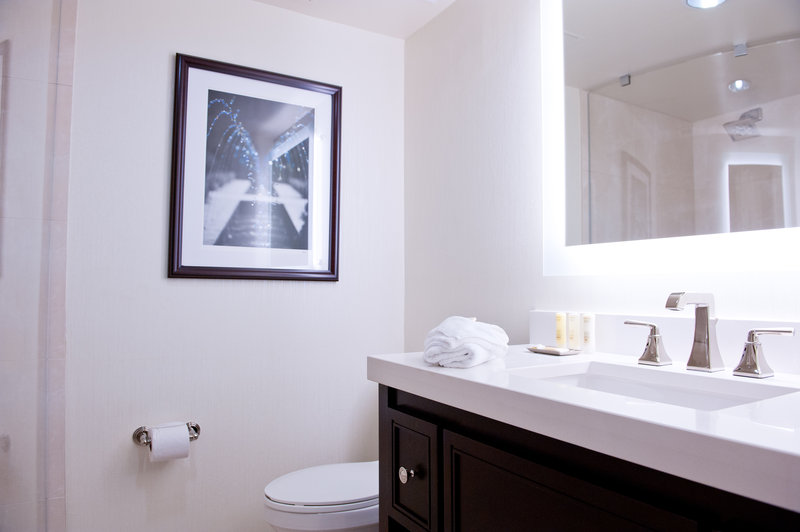 Crowne Plaza Philadelphia - King of Prussia-Guest Bathroom<br/>Image from Leonardo