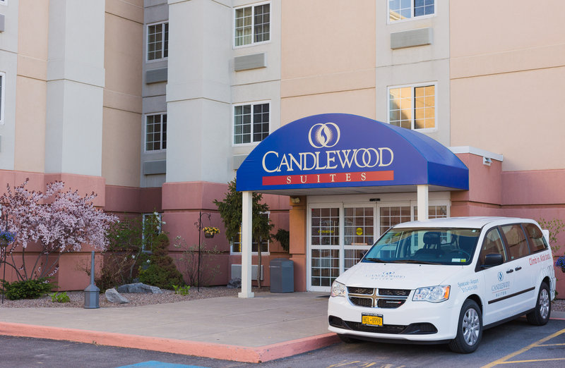 Candlewood Suites Syracuse-Airport-Syr Airport Candlewood Suites , South Bay Rd<br/>Image from Leonardo