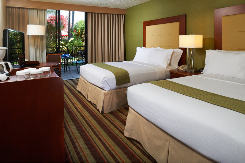 Holiday Inn Buena Park-Near Knott's-Patio Rooms include a patio located near our large pool area<br/>Image from Leonardo