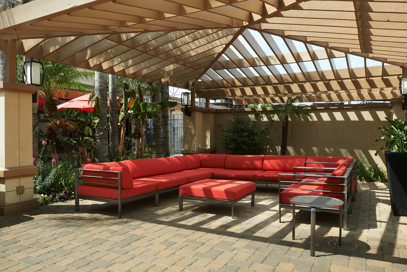 Holiday Inn Buena Park-Near Knott's-Enjoy the sunny Southern California weather while relaxing outdoor<br/>Image from Leonardo