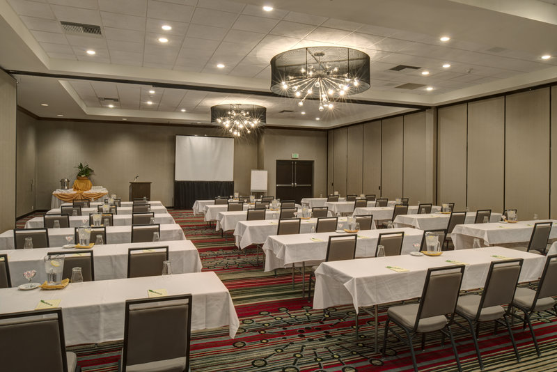 Holiday Inn Buena Park-Near Knott's-Grand Ballroom can be set for large social or business functions<br/>Image from Leonardo