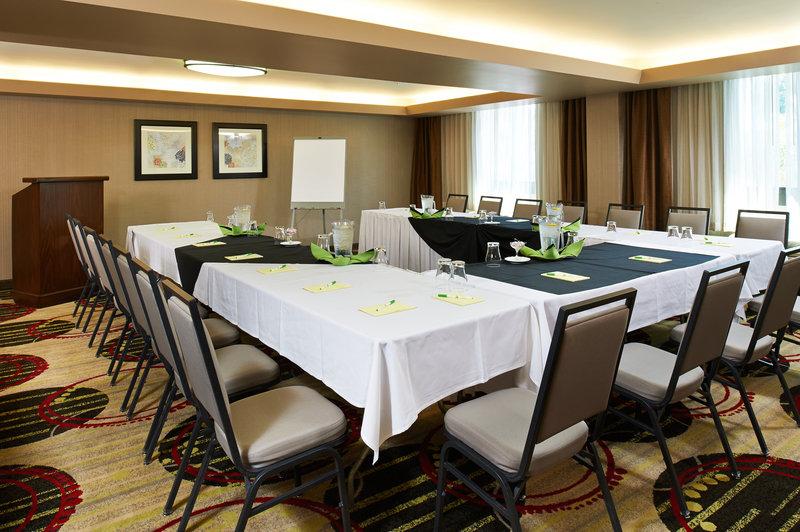 Holiday Inn Buena Park-Near Knott's-Palm Conference Room setup in U-Shape breakout<br/>Image from Leonardo