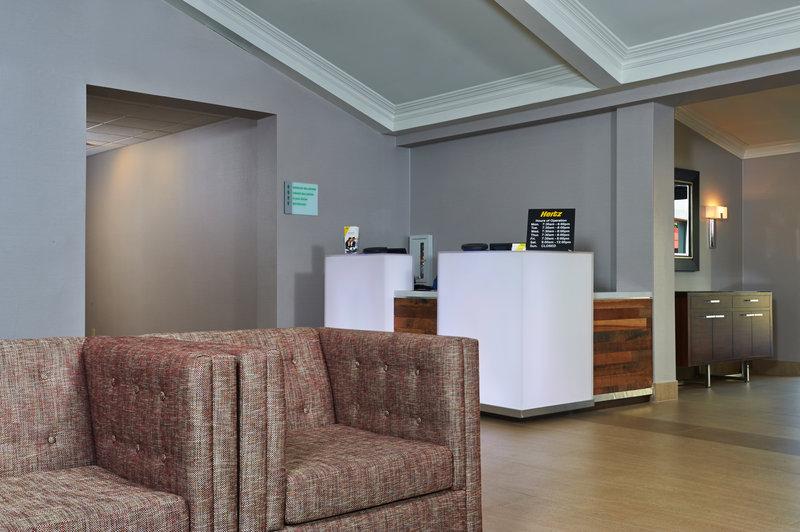 Holiday Inn Buena Park-Near Knott's-Hertz Car Rental desk makes transportation a breeze<br/>Image from Leonardo