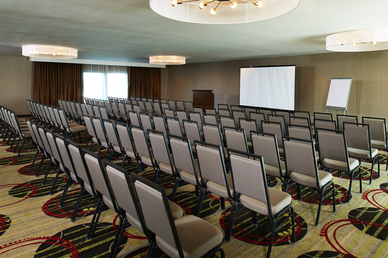 Holiday Inn Buena Park-Near Knott's-Penthouse meeting room setup in a theater style<br/>Image from Leonardo