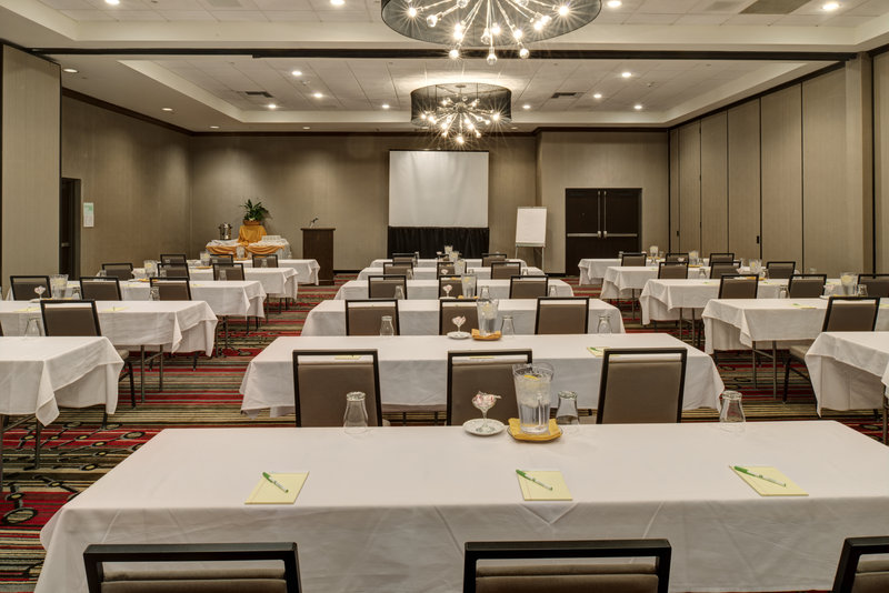 Holiday Inn Buena Park-Near Knott's-Classroom style meetings in our ballroom fit any group or meeting<br/>Image from Leonardo