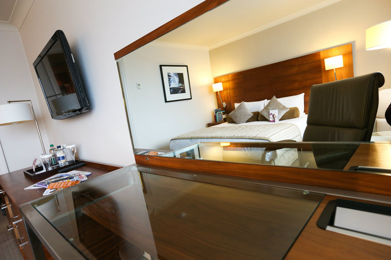 Crowne Plaza Manchester Airport-Club Room<br/>Image from Leonardo