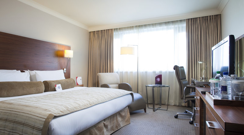 Crowne Plaza Manchester Airport-Club Room at Crowne Plaza Manchester Airport<br/>Image from Leonardo