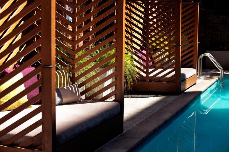 Kimpton Hotel Palomar DC - Swimming Pool <br/>Image from Leonardo