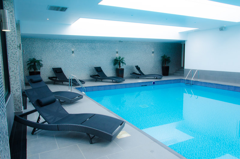 Holiday Inn Newcastle - Gosforth Park-Take a book and relax by the side of the pool<br/>Image from Leonardo
