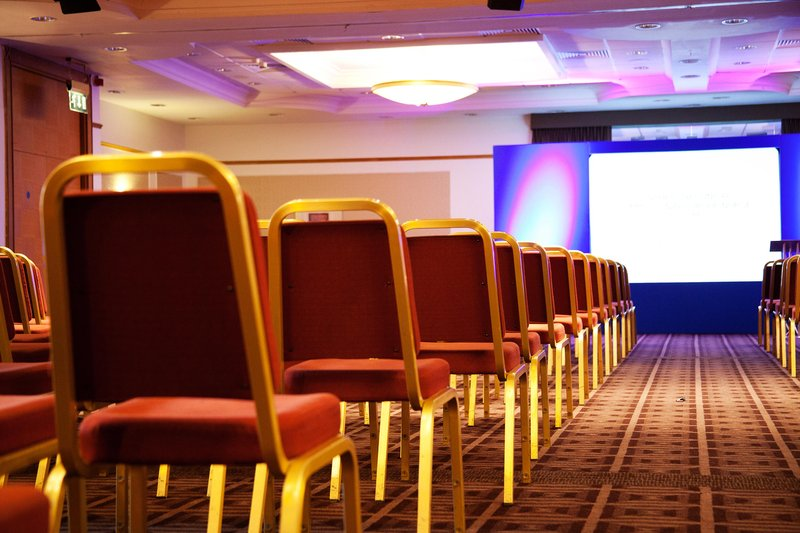 Holiday Inn Newcastle - Gosforth Park-This suite can take upto 350 theatre style<br/>Image from Leonardo