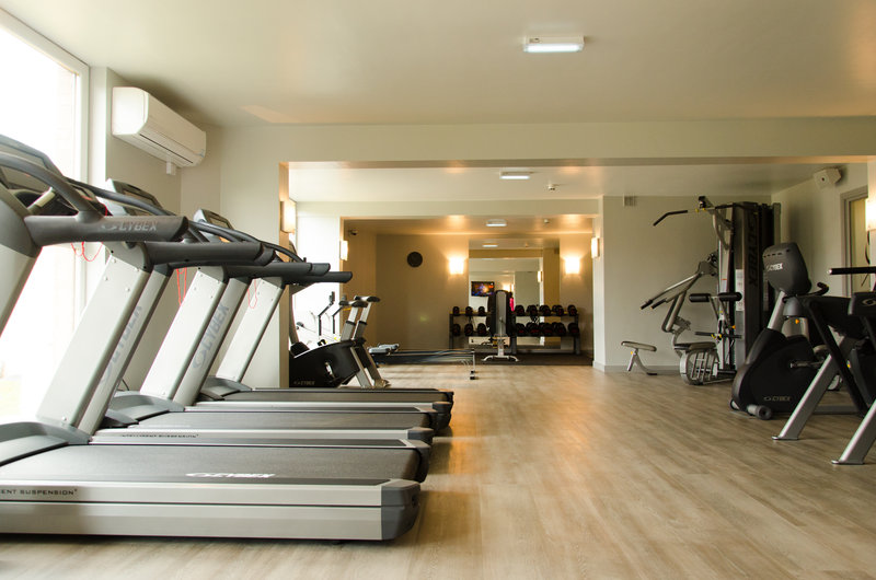 Holiday Inn Newcastle - Gosforth Park-Bright and airy gym<br/>Image from Leonardo