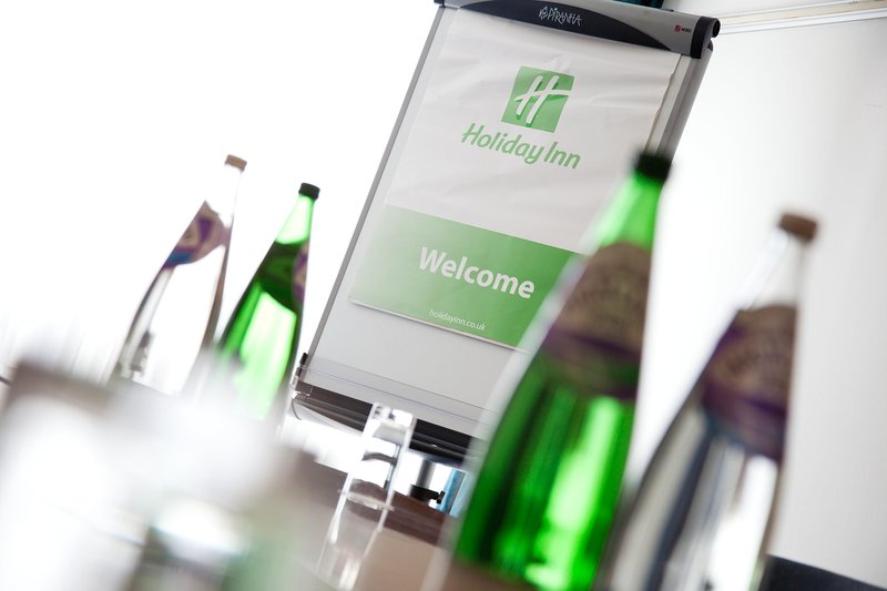 Holiday Inn Newcastle-Jesmond-Keep hydrated in your meetings<br/>Image from Leonardo