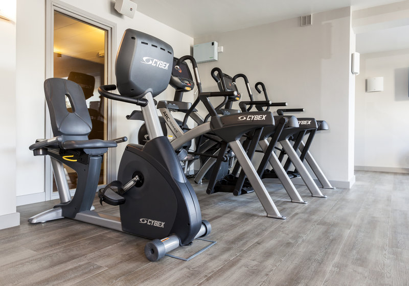 Holiday Inn Newcastle-Jesmond-Have a go on the bikes in the gym<br/>Image from Leonardo