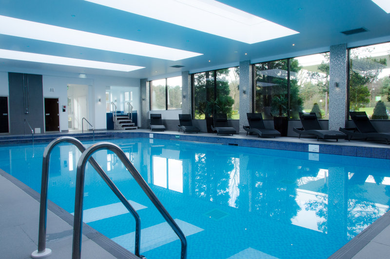 Holiday Inn Newcastle - Gosforth Park-The pool is 15 metres<br/>Image from Leonardo