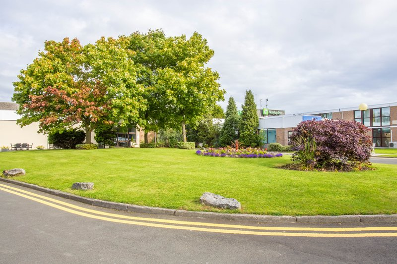 Holiday Inn Newcastle-Jesmond-Over 16 acres of land<br/>Image from Leonardo