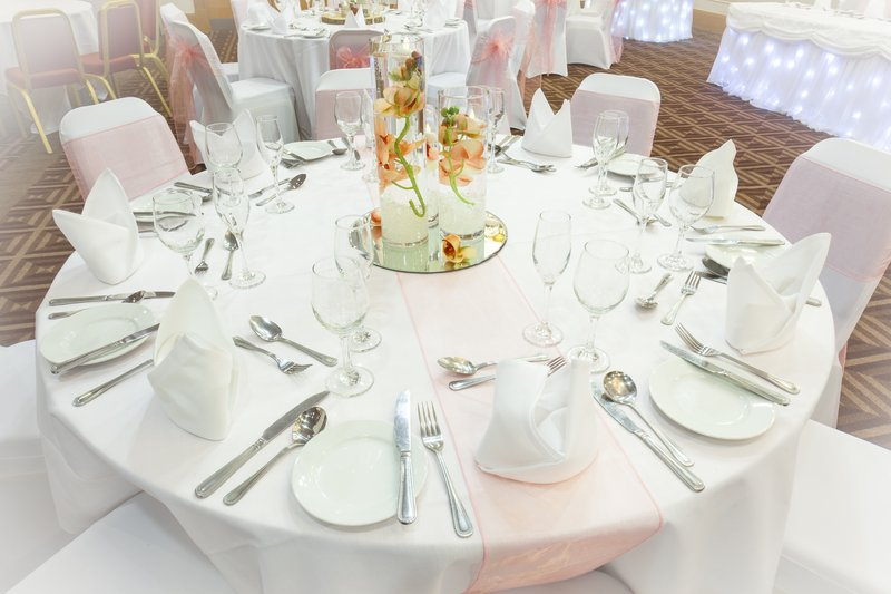 Holiday Inn Newcastle-Jesmond-Table fit for a king or queen<br/>Image from Leonardo