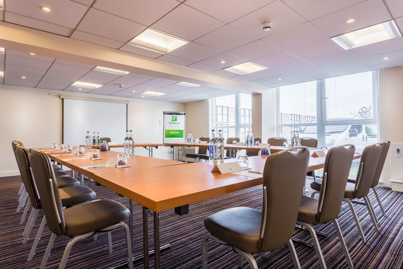 Holiday Inn Newcastle-Jesmond-Ready to be uplifted in our meeting space<br/>Image from Leonardo