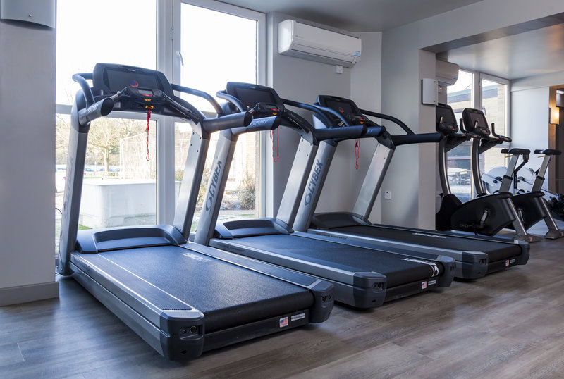 Holiday Inn Newcastle - Gosforth Park-Run yours cares away on the treadmills<br/>Image from Leonardo