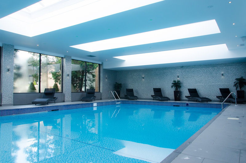 Holiday Inn Newcastle - Gosforth Park-Get active and have a swim in the pool<br/>Image from Leonardo