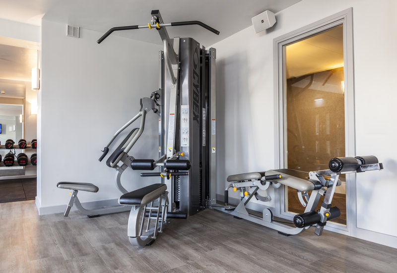 Holiday Inn Newcastle - Gosforth Park-Why not have a workout in the gym?<br/>Image from Leonardo