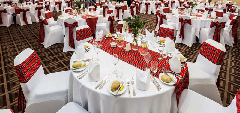 Holiday Inn Newcastle - Gosforth Park-Burns night supper<br/>Image from Leonardo