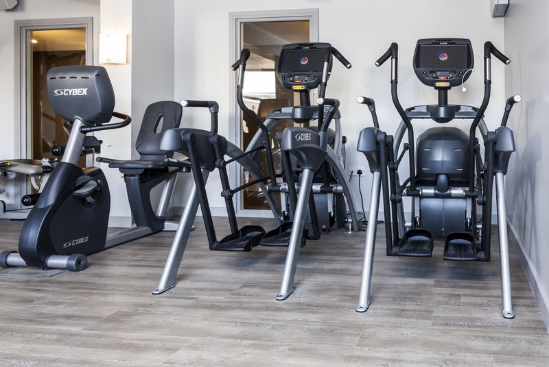 Holiday Inn Newcastle - Gosforth Park-Plenty of gym equipment to keep active on!<br/>Image from Leonardo
