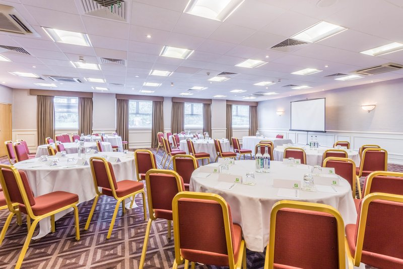 Holiday Inn Newcastle-Jesmond-Plenty of space and natural daylight in the Ridley suite<br/>Image from Leonardo