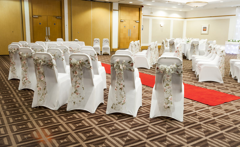 Holiday Inn Newcastle - Gosforth Park-Red carpet treatment <br/>Image from Leonardo