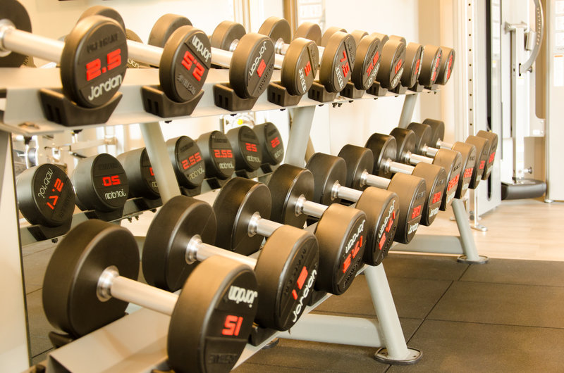 Holiday Inn Newcastle - Gosforth Park-Give our weights a try<br/>Image from Leonardo